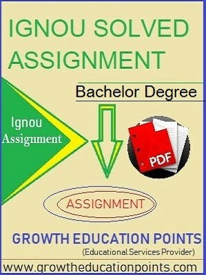ignou assignment-min