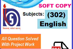 English 302 Nios solved assignment
